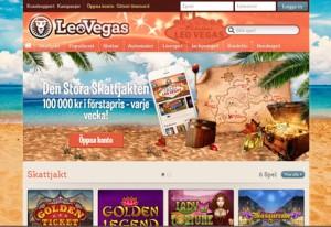 Leo Vegas casino på nätet