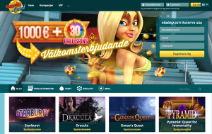 Luckland casino på nätet