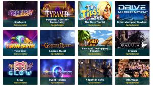 Casino på nätet Luckland