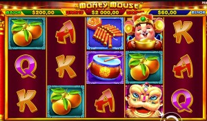 Nye slot Money Mouse!