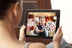 Poker på nett