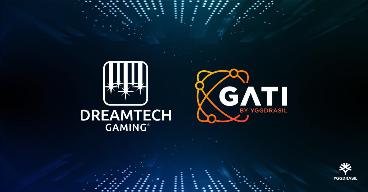DreamTech Gaming og Yggdrasil Gaming!