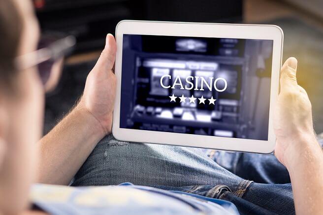Spill på nett casino